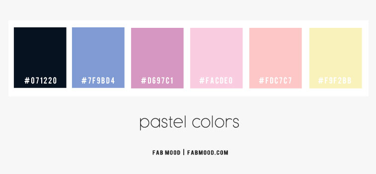 black and pastel color combos, tropic colour, color tropic palette, tropic color combos, color tropic combos, pastel sky color palette, pastel color combos, color pairing , soft pastel color palette