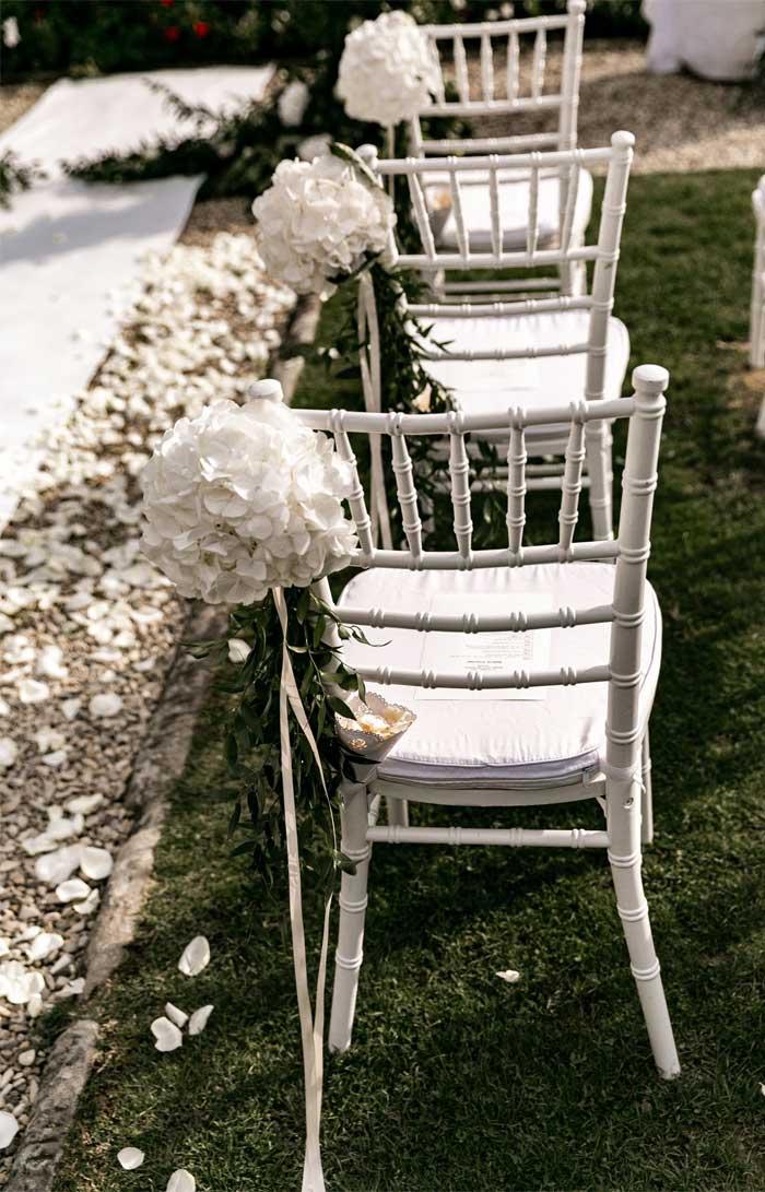 wedding chair aisle, wedding chair decors