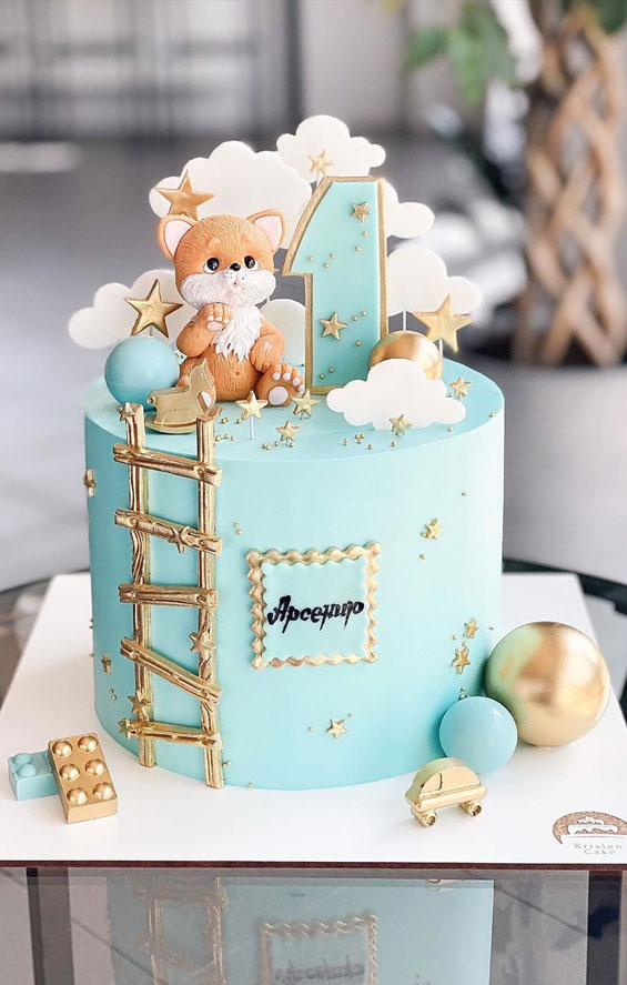 8 The Cutest First Birthday Cake Ideas EVERRR!
