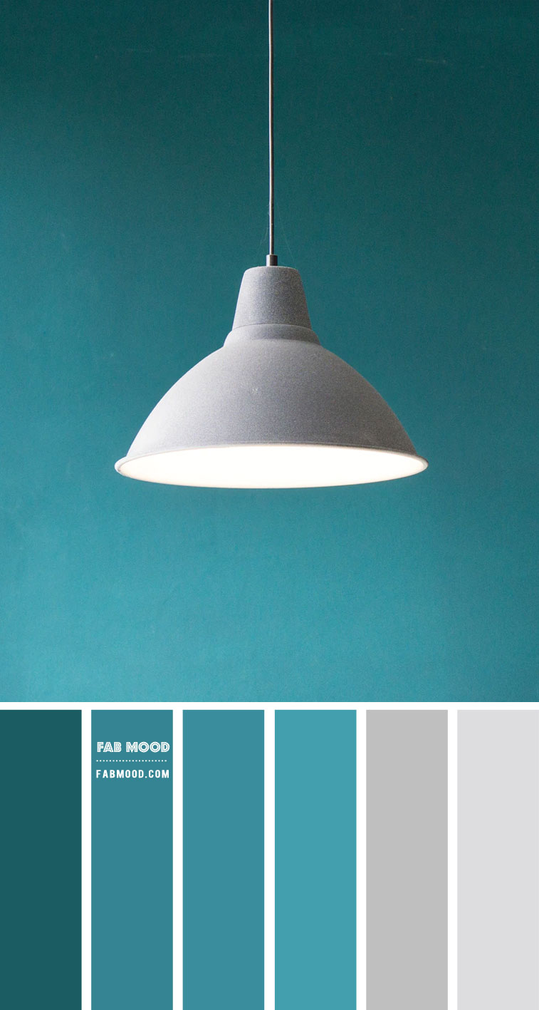 Green Teal Color Scheme – Color Palette #73