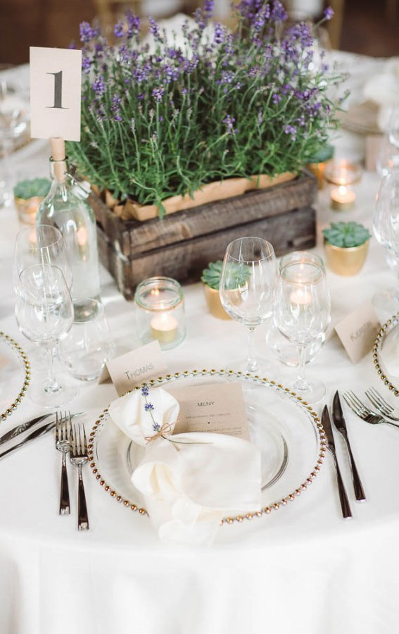 wedding table decoration, wedding decor, wedding reception decors, wedding inspiration, lavender wedding, summer wedding, fall wedding