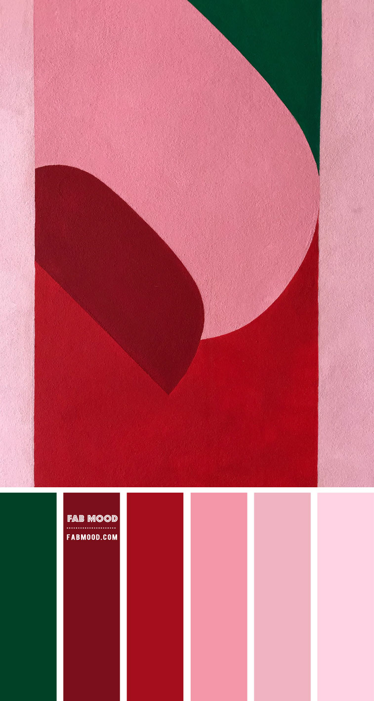 Pink and Red Colour Scheme – Colour Palette #90