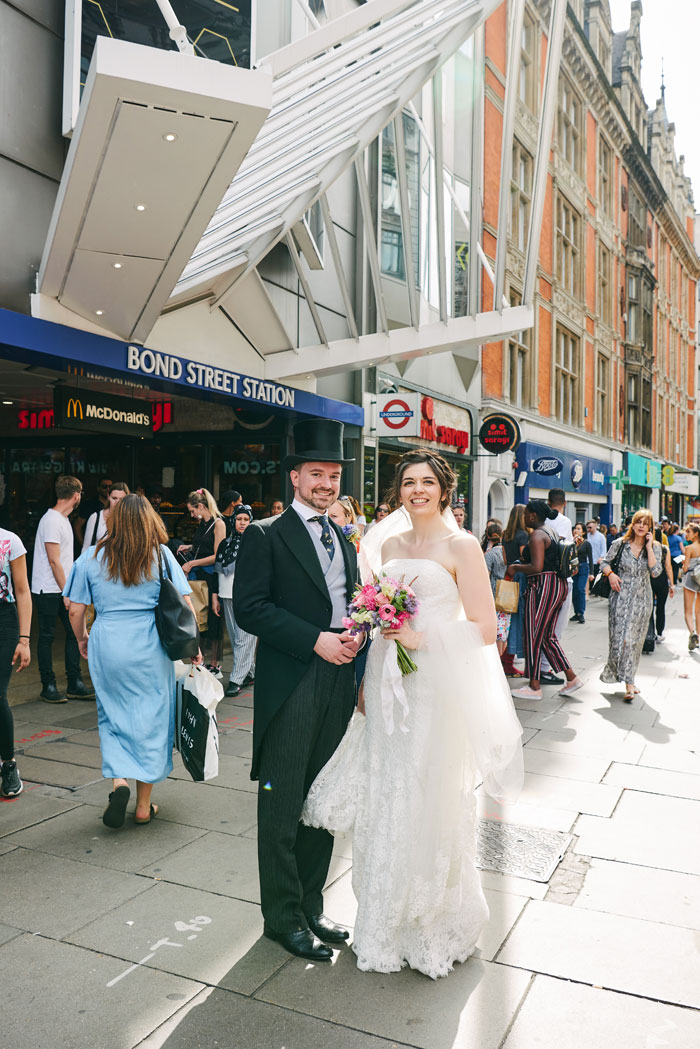 Summer Wedding Romance in Mayfair