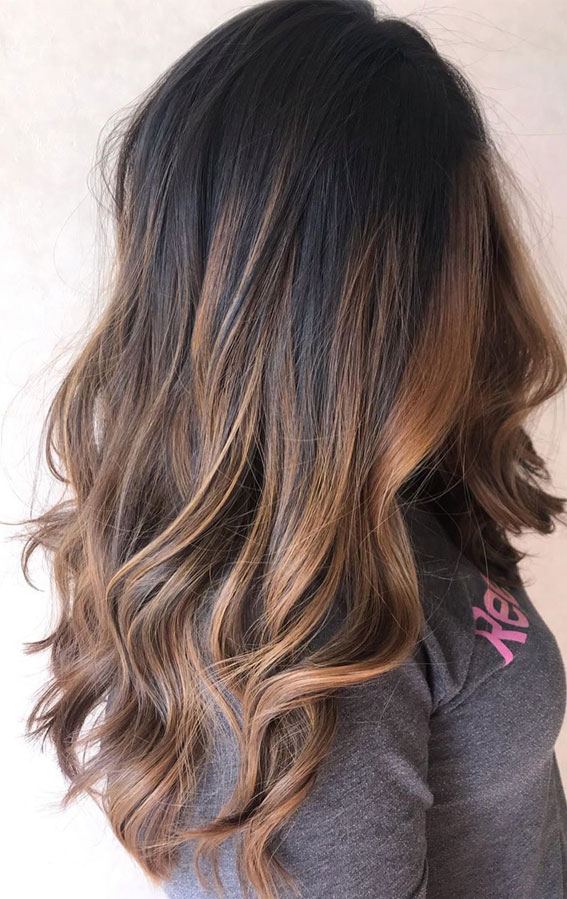 layered hair, layered lob, low maintenance haircuts, low maintenance haircuts for curly hair, low maintenance haircuts for straight hair, low-maintenance hair color
