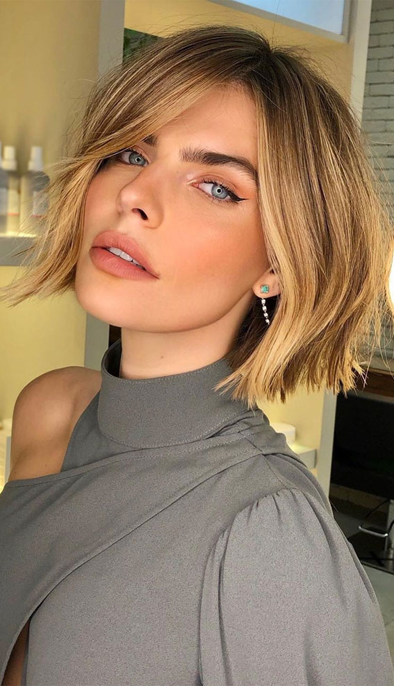 bob haircut, bob blonde hair color, blonde lob
