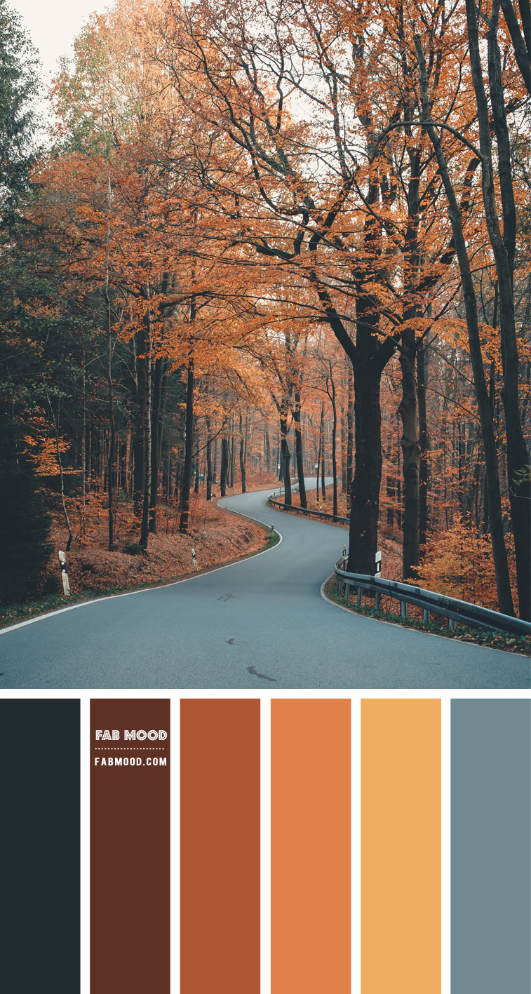 Brown and Dusty Green Grey Colour Scheme – Colour Palette #103