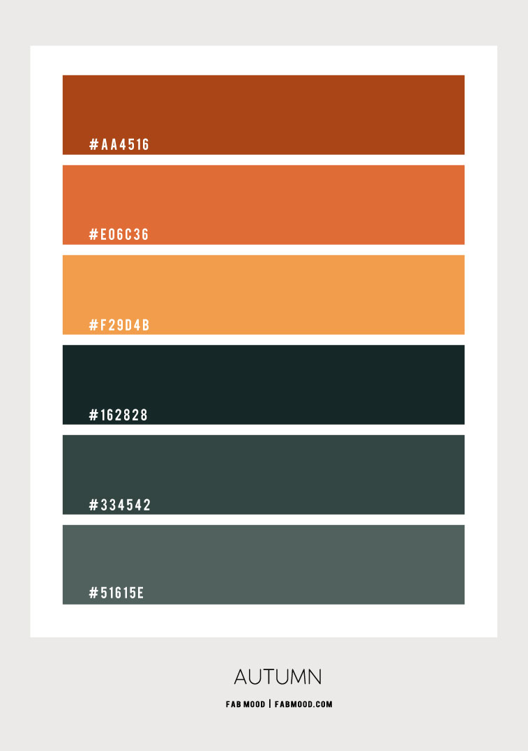 color hex, hex color, brown color , green autumn color, autumn color palette, autumn color shades, autumn leaves colors , brown and green colour palette, brown green and orange autumn color palette, brown green and orange color scheme