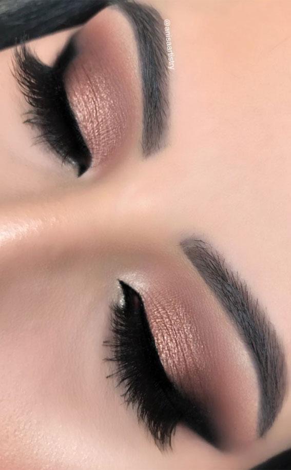 soft eyeshadow look, eye shadow look, eye makeup look, make up ideas , eye shadow makeup look