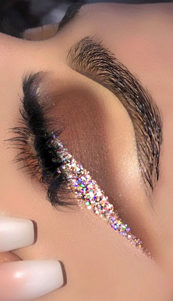 glam eyeshadow look, eye shadow look, eye makeup look, make up ideas , eye shadow makeup look