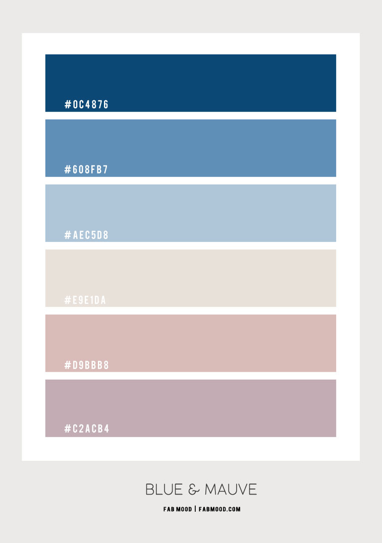 blue and mauve, blue and mauve color , color scheme, blue and mauve color scheme, blue and mauve colour scheme