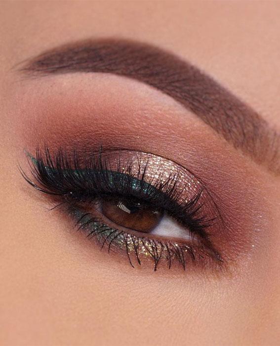 eye shadow look, eye makeup look, make up ideas , eye shadow makeup look
