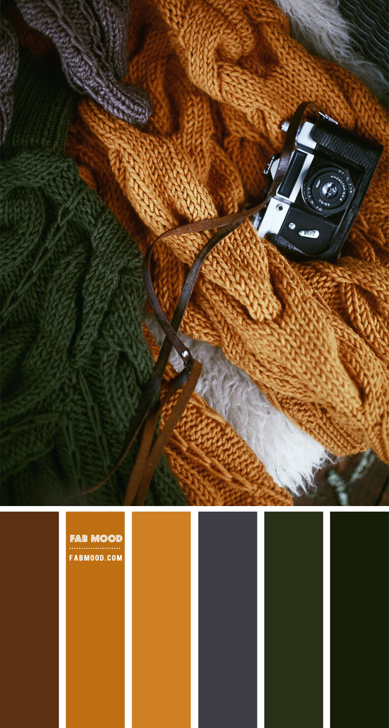 Spice Shades – #Colour Palette 114