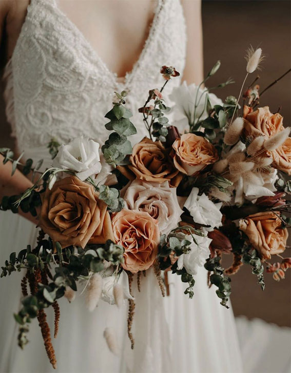 fall bridal bouquet, autumn bouquet, fall bouquet , fall wedding bouquets