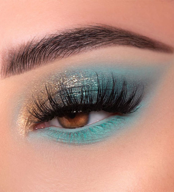Stunning Colourful Eye Makeup Looks To Transform Your Look