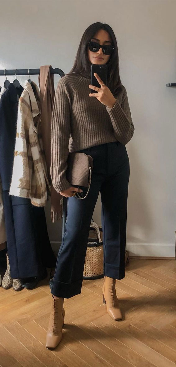 fall outfit, fall fashion, oversized jumper, autumn outfit , fall fashion 2020