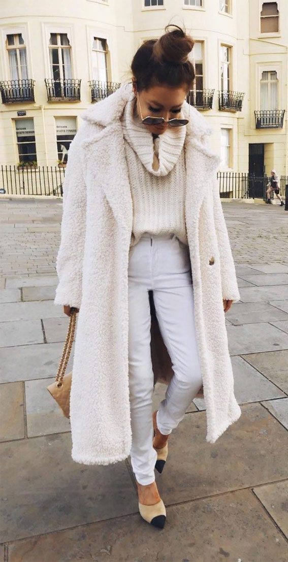 Cute and Comfy Winter Outfits 2020