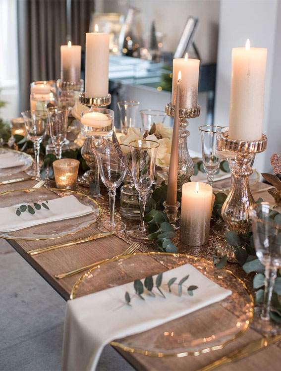 elegant christmas tablescapes, simple christmas table decorations, personalised christmas table decorations, modern christmas table decorations, christmas table decoration ideas, christmas table setting ideas, christmas table decors, luxury christmas table decorations, easy christmas centerpieces for tables, christmas table ideas 2020