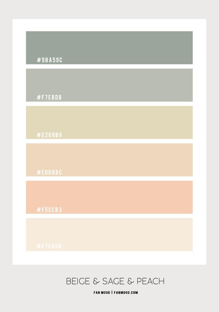 beige and sage color, beige and sage, beige color, color hex, beige and sage color scheme, beige and sage color combinations