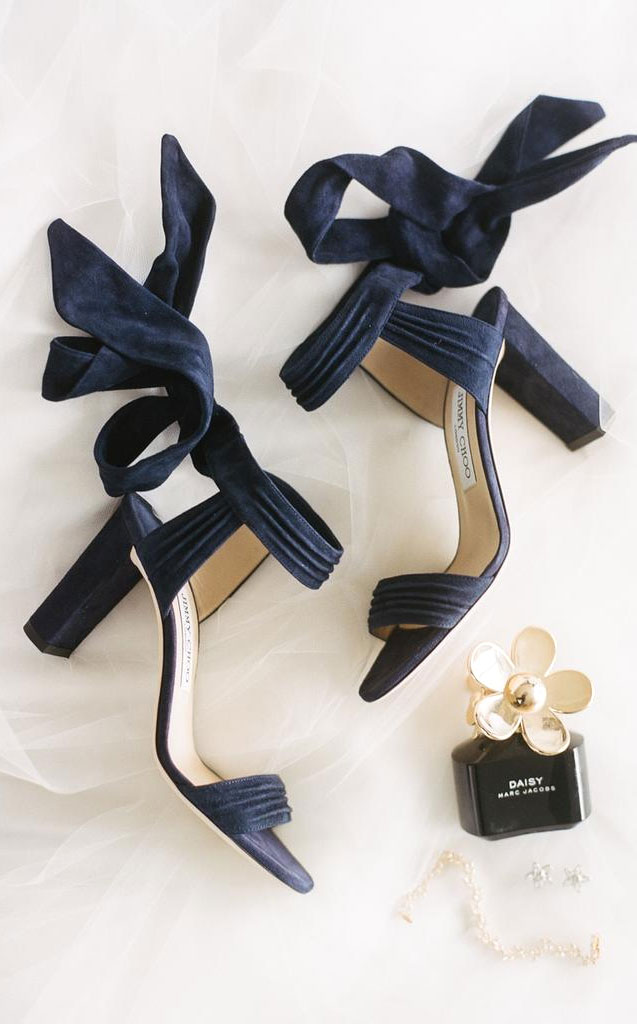 Pretty Heeled Sandals To Inspire
