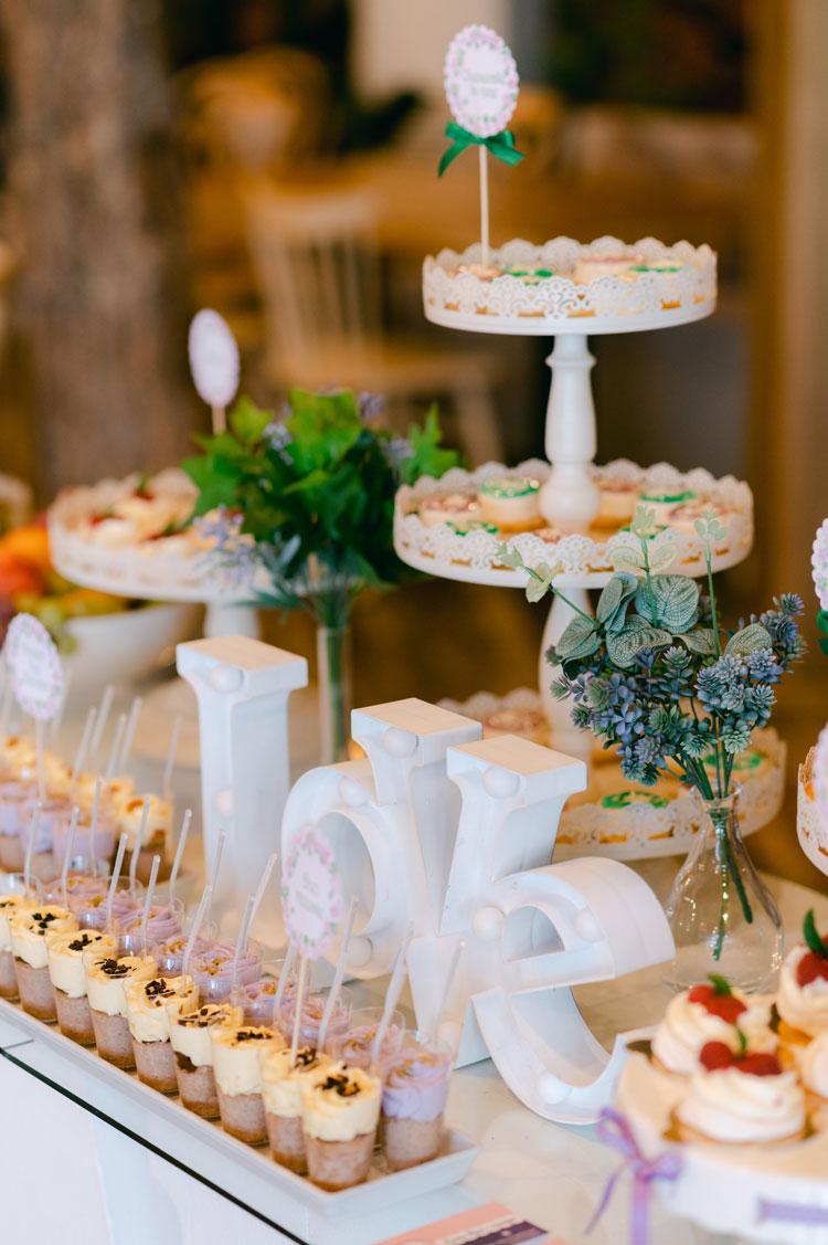 wedding dessert table, wedding dessert display ideas