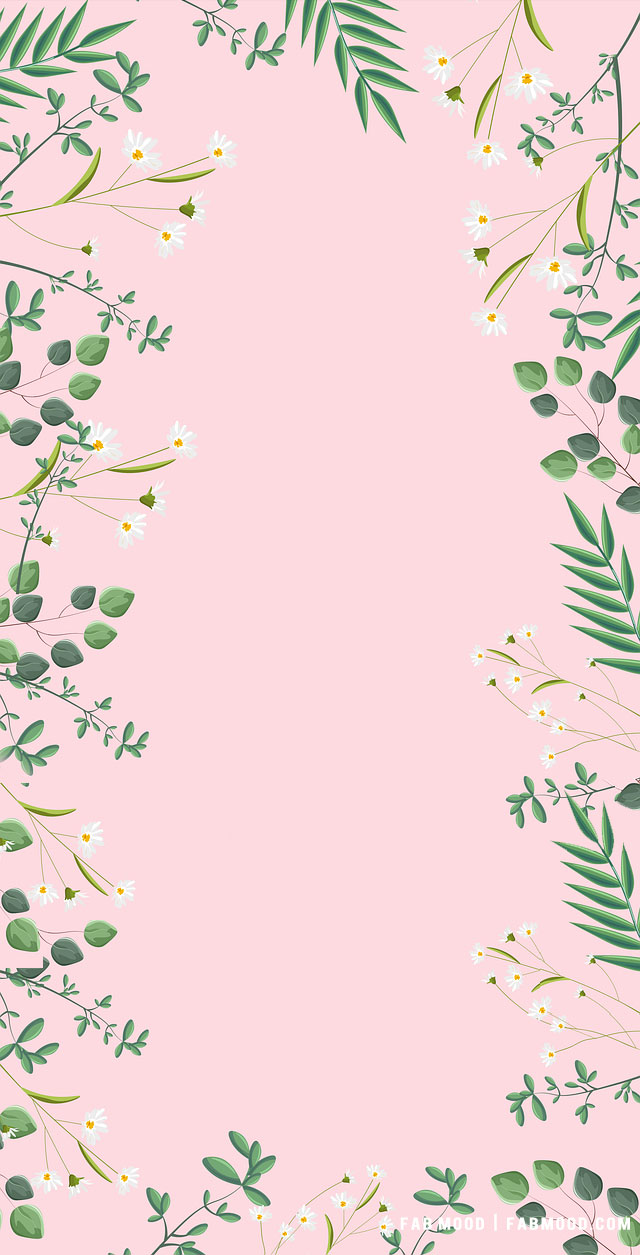 4 Flower wallpapers that perfect for Spring