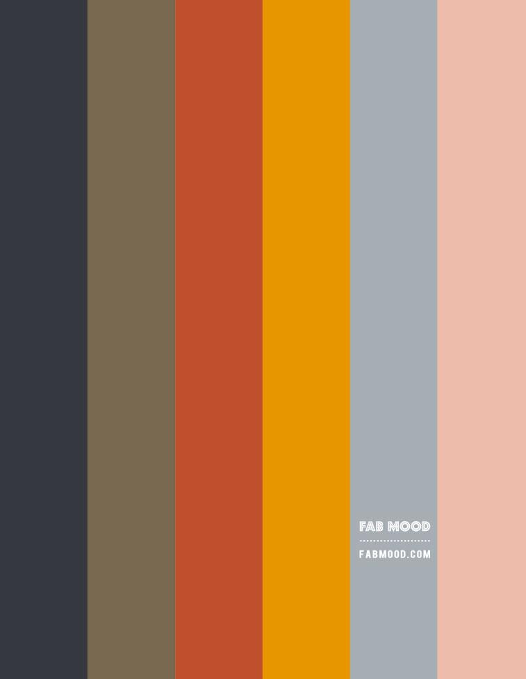 autumn colors, fall color hex, autumn color scheme, fall color palette, fall color scheme