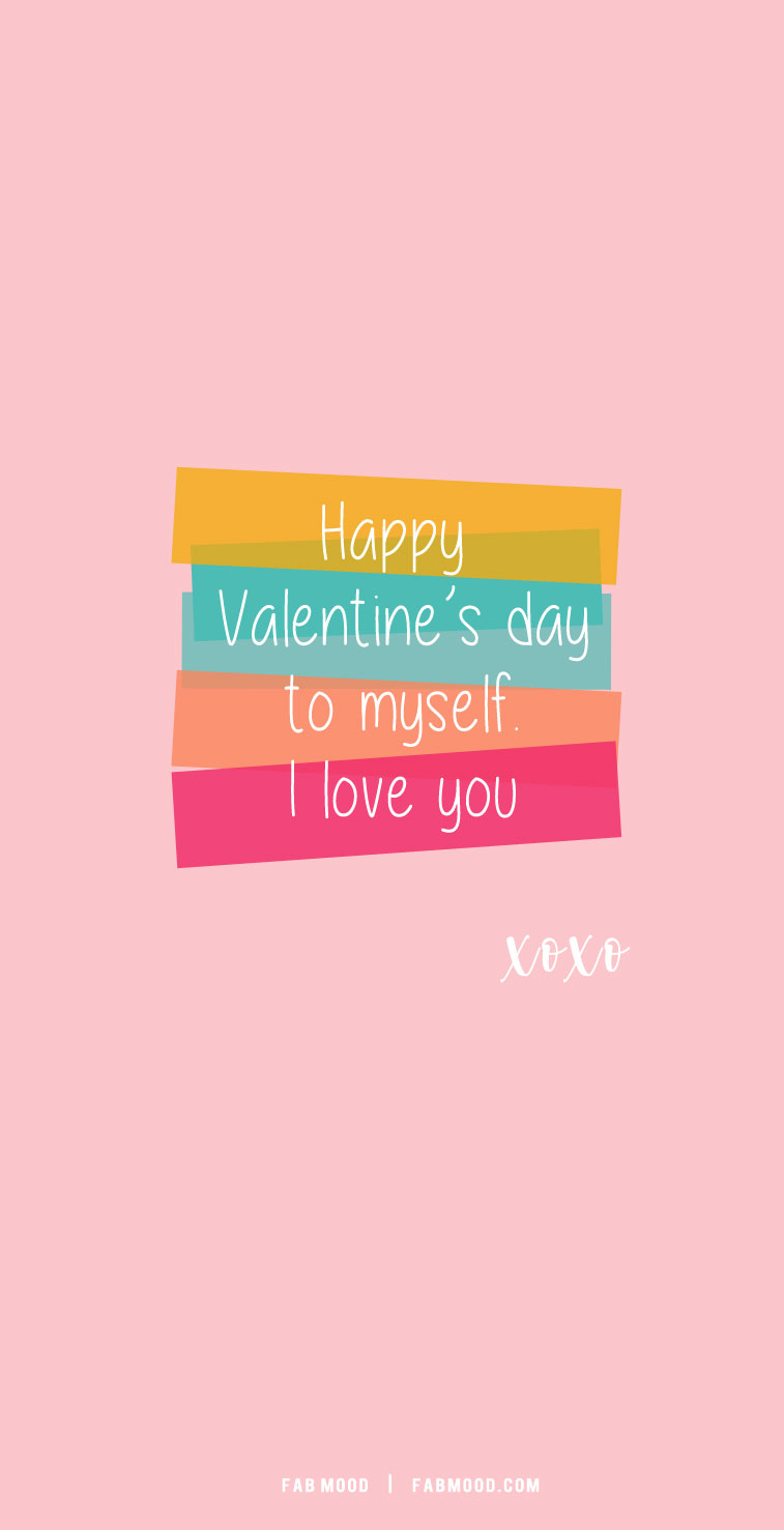 Cute & Colourful Valentine's Wallpapers