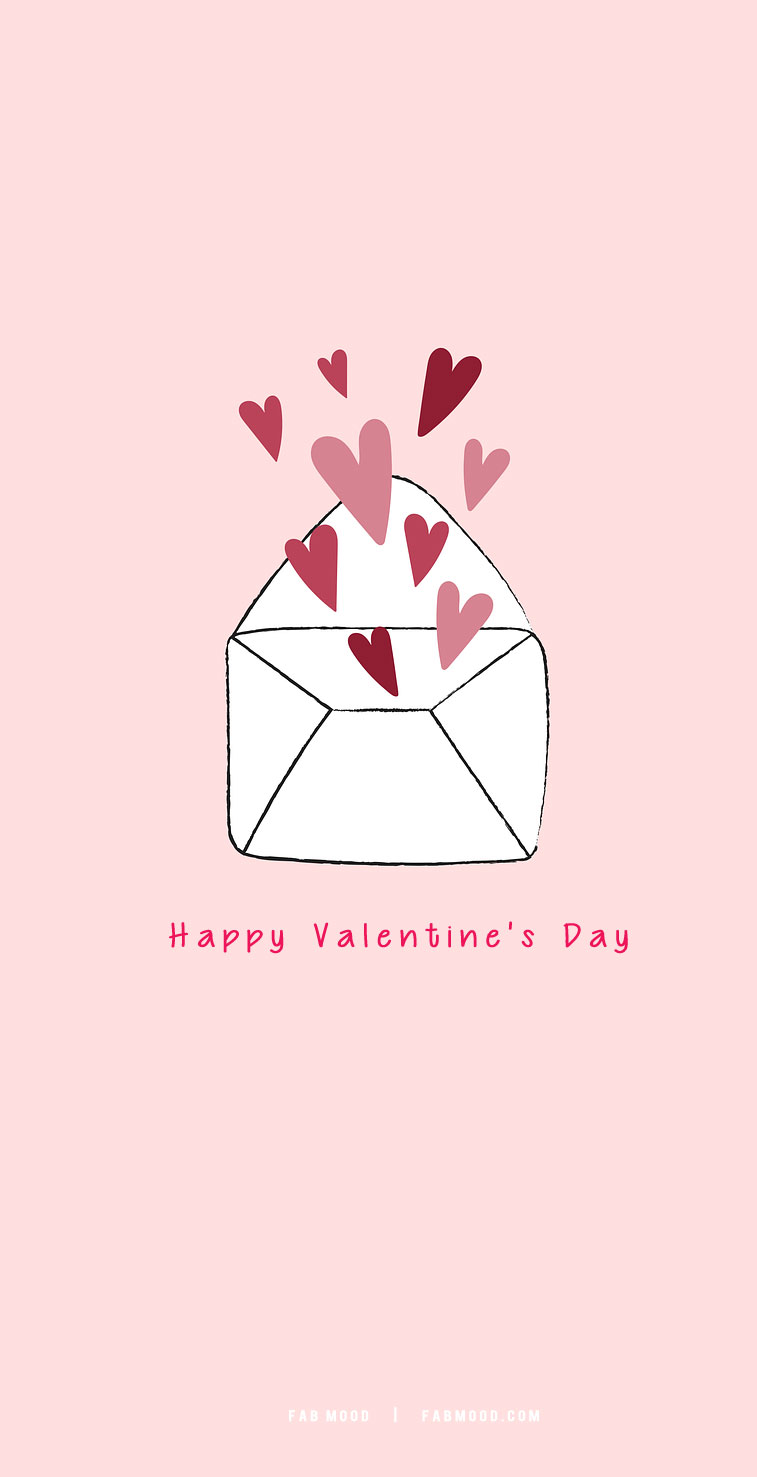 Happy Valentine's Day Wallpaper for Phone