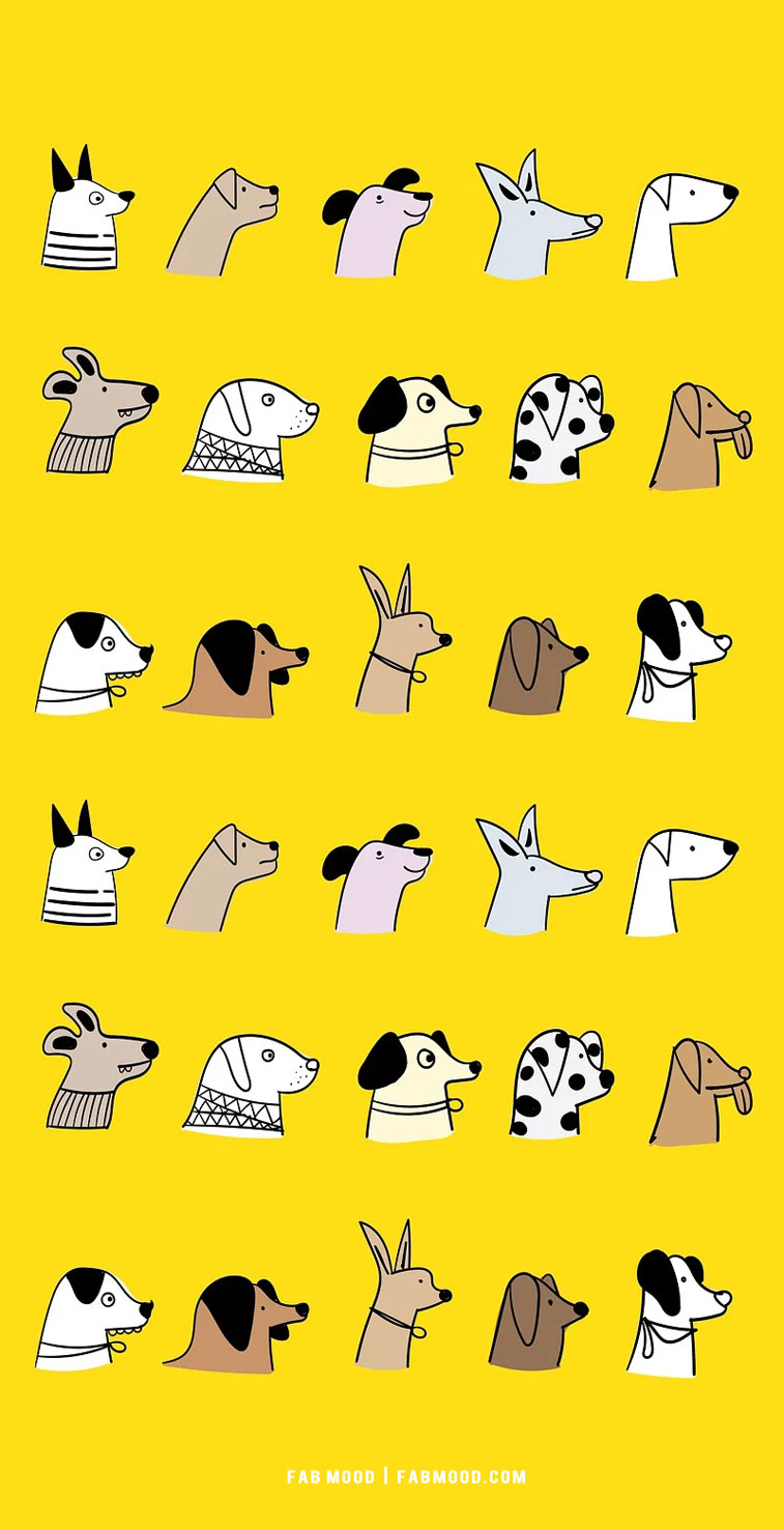 6 cute wallpapers for dog lovers