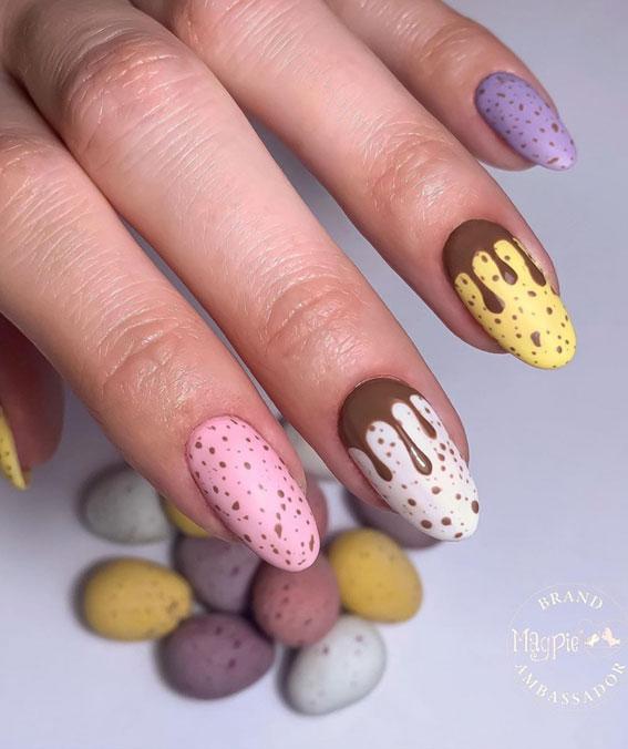 mini nokti za uskršnje jaje, uskršnji nokti, uskršnji dizajn noktiju, uskršnji dizajn noktiju, uskršnje nokte u bojama, uskršnji nokti 2021, pastelni nokti, uskršnji nokti u ulici, uskršnji nokti akril
