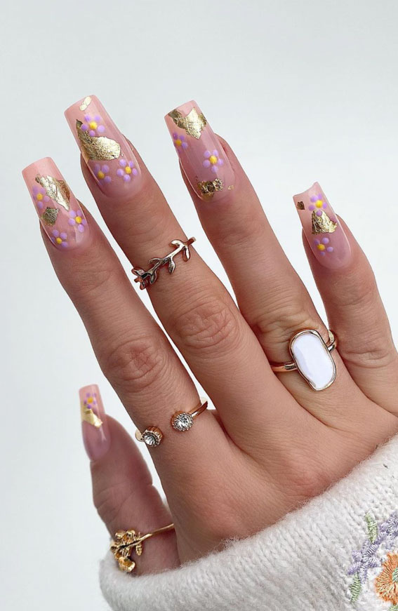 Cute Easter Nail Designs & Ideas 2021