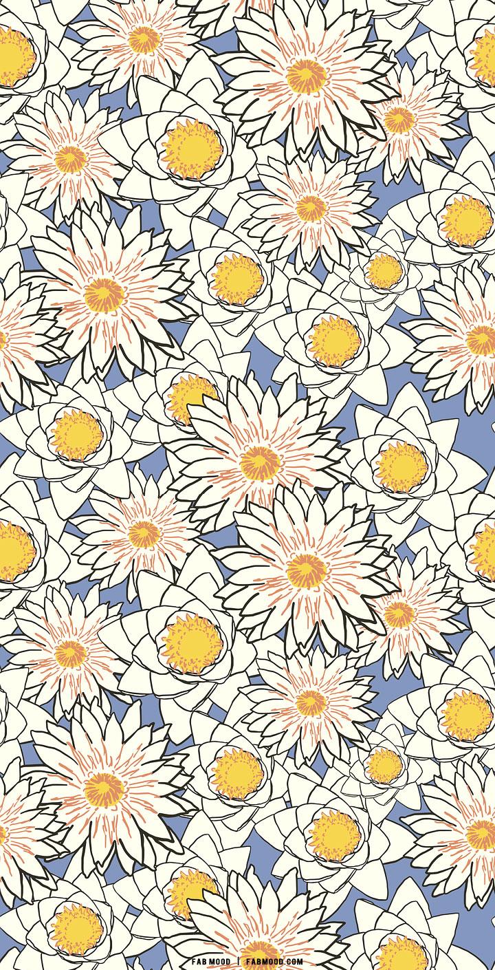 4 Flower Lotus Wallpapers