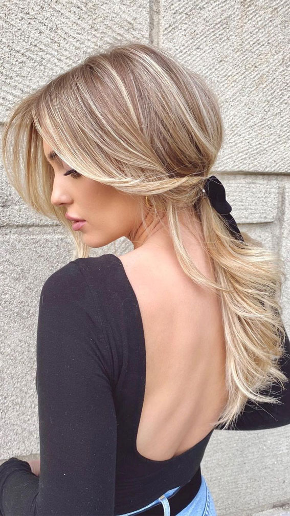 10 The most beautiful blonde hair colors for summer 2021
