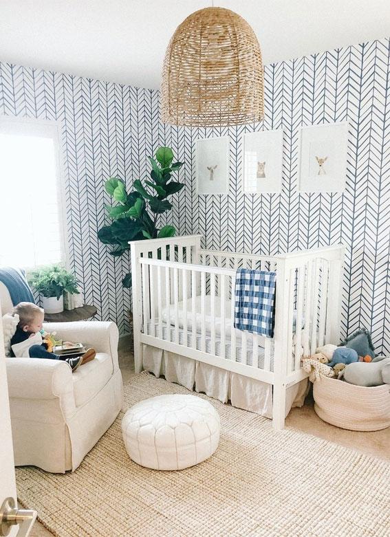 Cute Baby Nursery Ideas From Boho To Glam