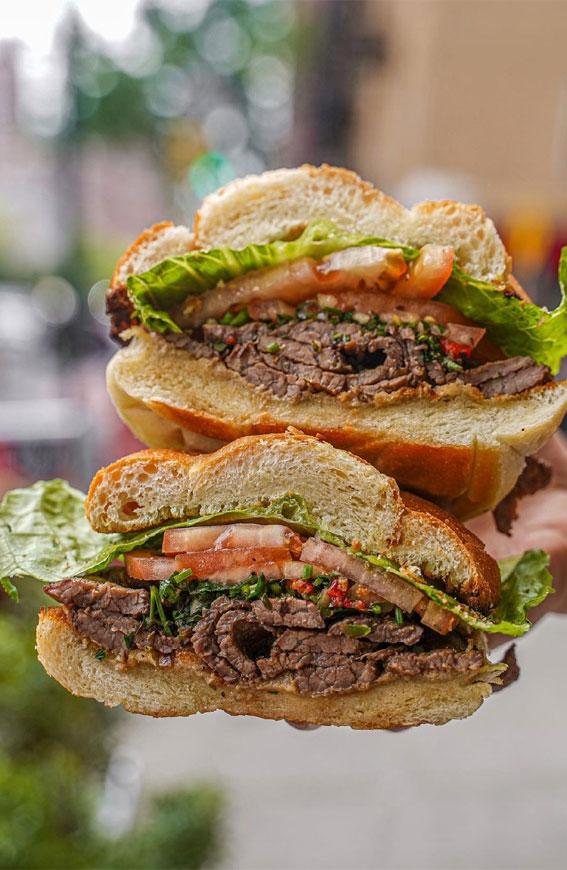 sandwiches, sandwich ideas, sandwich fillings, cold sandwich ideas, lunch box ideas, lunch box sandwich ideas, on the go sandwiches, classic sandwiches, cold sandwich ideas for picnic , sandwich ideas for work #sandwichideas