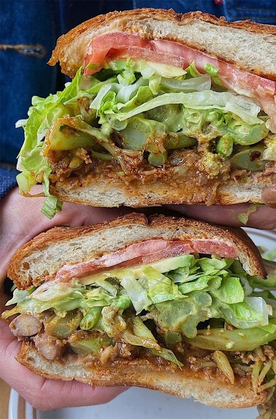 sandwich ideas, sandwich fillings, cold sandwich ideas, lunch box ideas, lunch box sandwich ideas, on the go sandwiches, classic sandwiches, cold sandwich ideas for picnic , sandwich ideas for work #sandwichideas