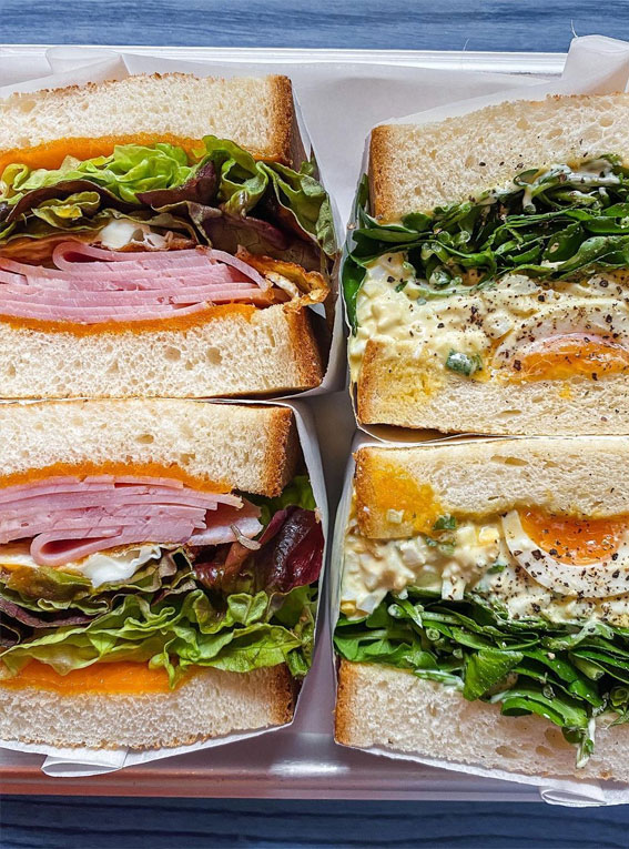 8 Scrumptious Sandwich Ideas For Everyday to Party
