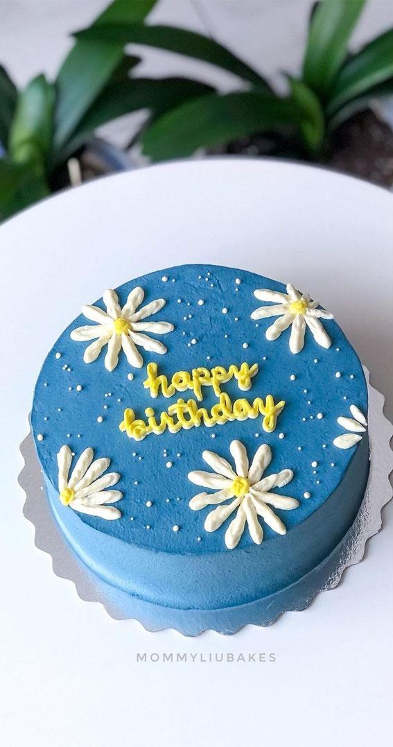 blue minimalist cake, minimalist birthday cake, how to make a simple birthday cake, simple birthday cake , chocolate birthday cakes, classic birthday cake, homemade birthday cake , chocolate birthday cake, small birthday cake , simple birthday cake images