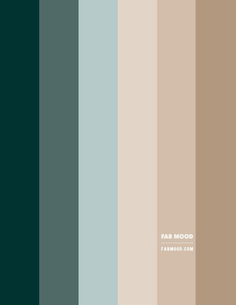 taupe ombre paleta boja, zelena i taupe shema boja, zelena i taupe boja, palete boja 2021, najbolja paleta boja taupe 2021, boje koje idu uz taupe zidove