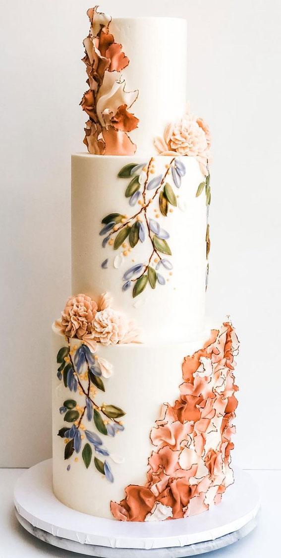 buttercream wedding cakes, unique wedding cake designs 2021, unusual wedding cakes modern, beautiful wedding cakes, elegant wedding cakes, wedding cake designs 2021, wedding cake ideas 2021, unique wedding cakes, wedding cakes images 2021, wedding cakes designs pictures, wedding cake pictures gallery