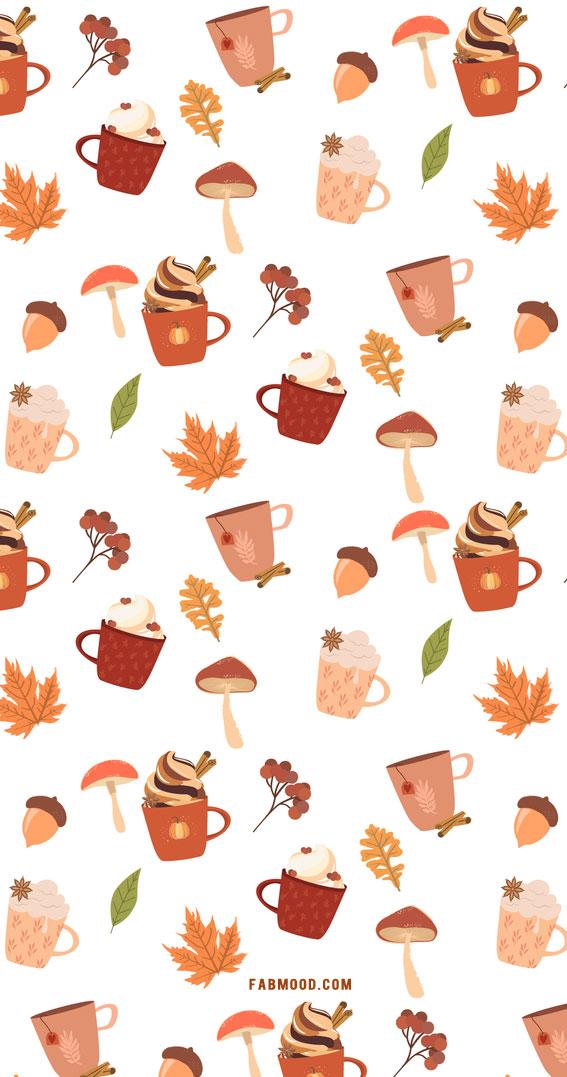fall illustrate wallpaper, hello autumn, autumn wallpaper, fall wallpapers, hello autumn screensaver images