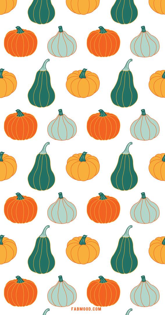 pumpkin wallpaper, fall illustrate wallpaper, hello autumn, autumn wallpaper, fall wallpapers, hello autumn screensaver images