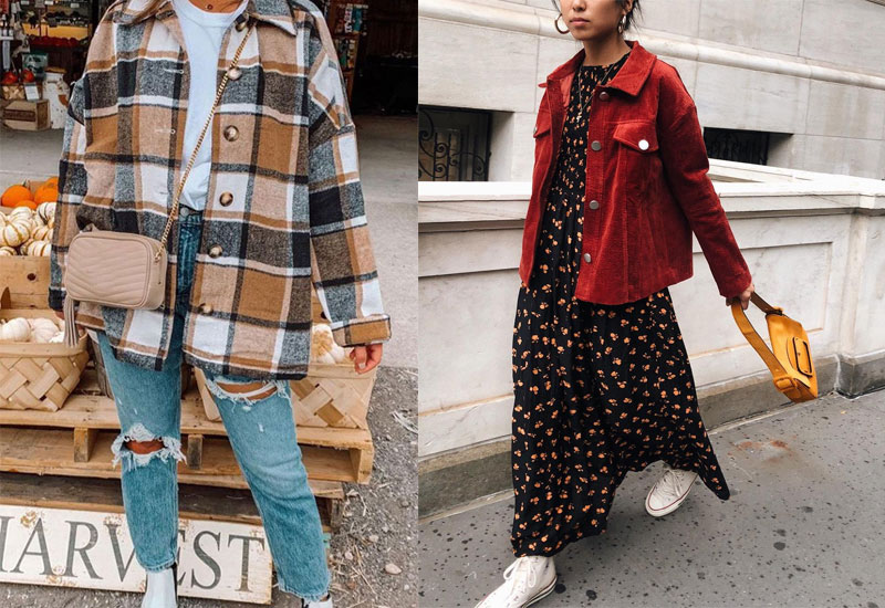 11 Cute Fall Outfit Ideas That're Hot Right Now