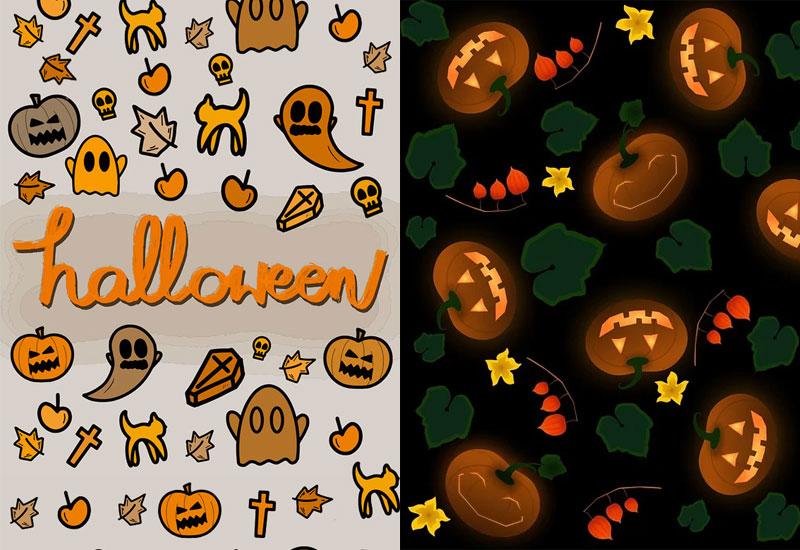 11 Cute Halloween Wallpaper Aesthetic