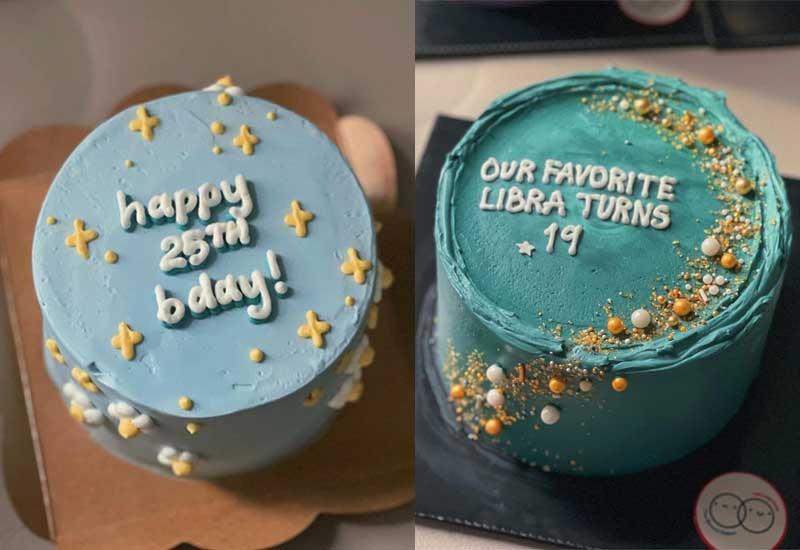 12 Minimalist Buttercream Cakes For Every Celebration