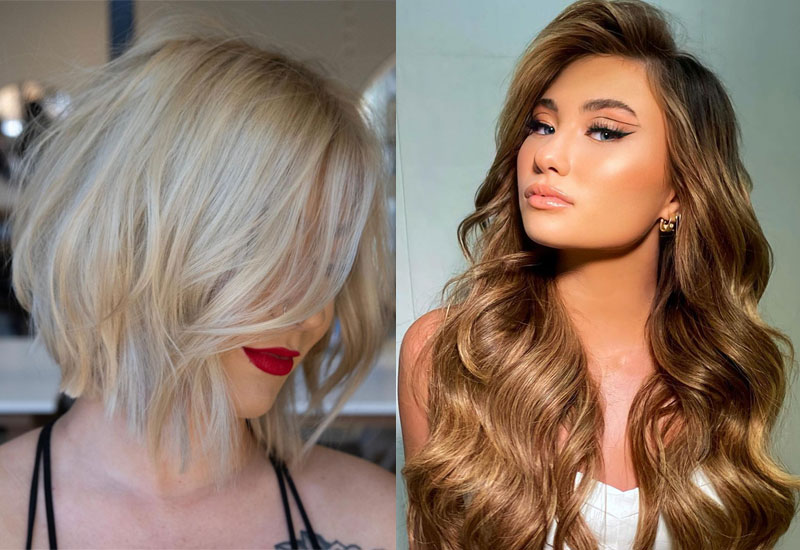 10 Hairstyles for Round Chubby Faces
