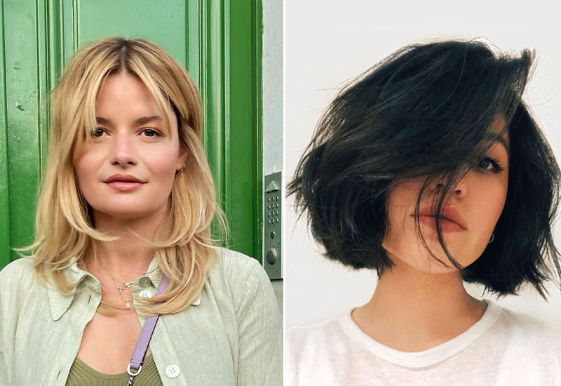 15 Best Round Face Haircuts